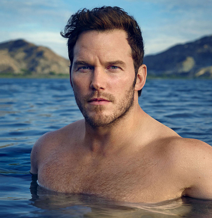 Chris Pratt nude gay celebs