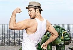 Chris Pratt penis