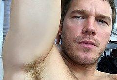 Chris Pratt nude selfie hacked
