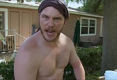 Chris Pratt naked video