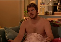 Chris Pratt sexy movie