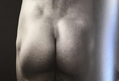 Jared Leto frontal nude