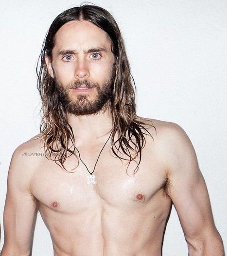 Jared Leto hacked nude photos