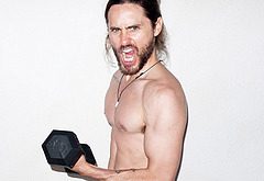 Jared Leto naked video