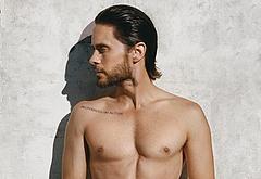 Jared Leto nude male stars
