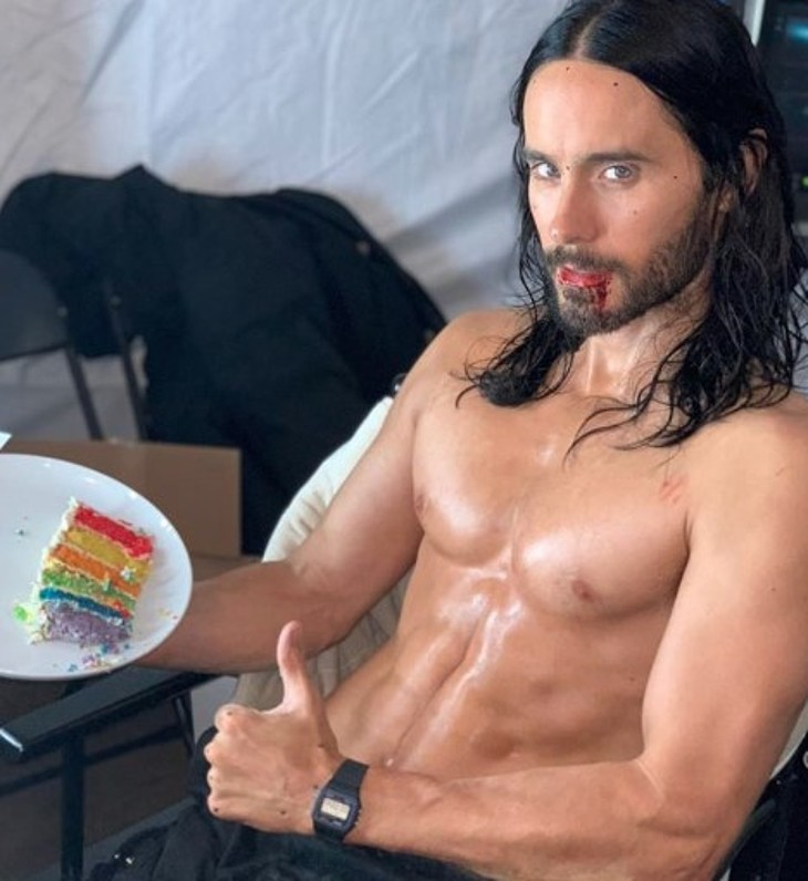Jared Leto male gay sex