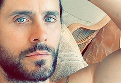 Jared Leto nude selfie