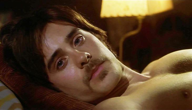 Jared Leto nude movie scenes