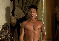 Jared Leto oops naked