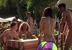 Tom Ellis dick nude scenes