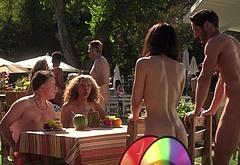 Tom Ellis nude scenes