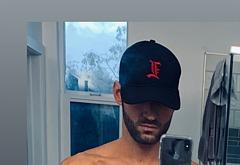 Tom Ellis nudes hacked selfie