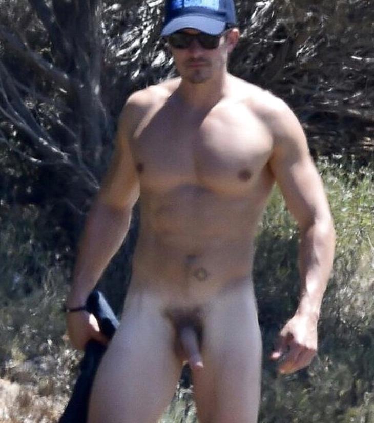 Orlando Bloom male nude celebs
