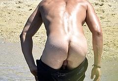 Orlando Bloom nude ass