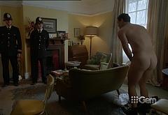 Luke Evans nude scenes
