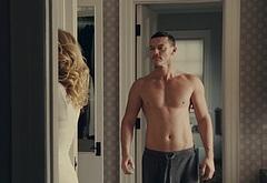 Luke Evans shirtless scenes