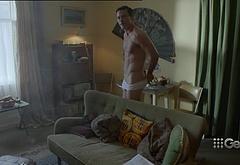 Luke Evans underwear