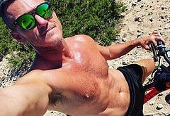 Luke Evans leaked selfie icloud