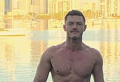 Luke Evans nude photos