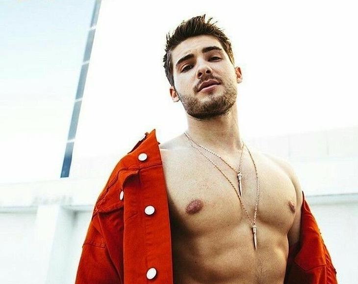 Cody Christian naked photos