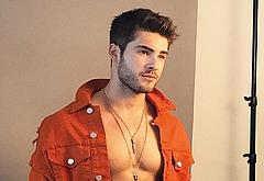 Cody Christian nude photoshoot