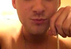 Cody Christian hacked dick pics