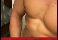 Cody Christian jerk off dick nude