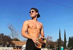 Cody Christian nude