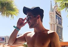 Cody Christian sexy
