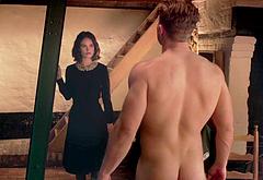 Jai Courtney naked scenes