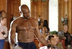 Morris Chestnut shirtless movie