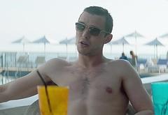 Nicholas Hoult shirtless scenes