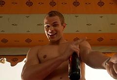 Kellan Lutz naked video