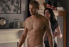 Kellan Lutz shirtless scenes