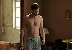 Jamie Dornan dick scenes