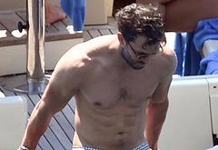 Jamie Dornan bulge