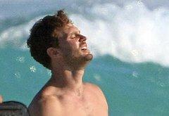 Jamie Dornan nipples