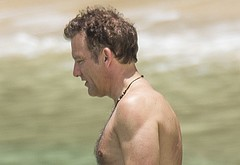 Clive Owen shirtless