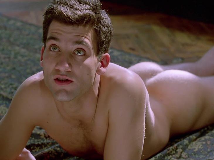 Clive Owen nude