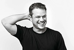 Matt Damon bulge