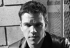 Matt Damon sexy