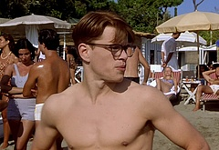 Matt Damon naked video