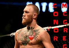 Conor McGregor cock