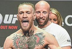 Conor McGregor gay sex