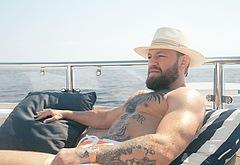 Conor McGregor paparazzi