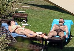 Conor McGregor shirtless