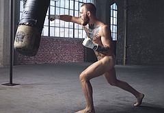Conor McGregor cock photos