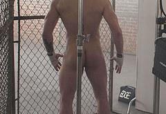 Conor McGregor frontal nude