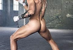 Conor McGregor nude ass