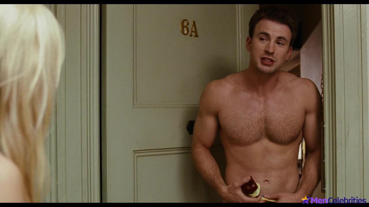 Evans scene chris sex I Am